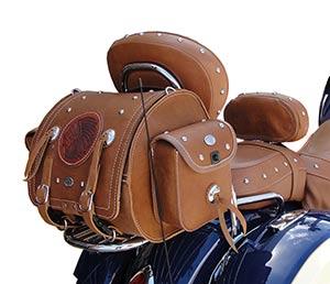 Trunk Mount Bike Rack >> Motorcycle Saddlebags Trunk Bags and Sissy Bar Bags
