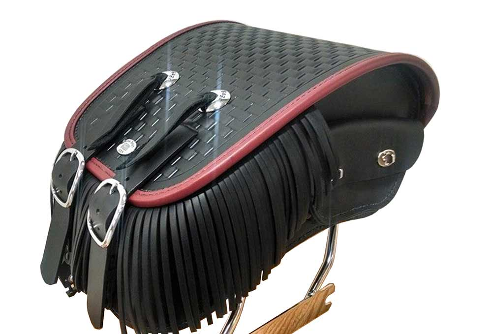 Motorcycle Saddlebags Hd Harley Davidson Softail Springer