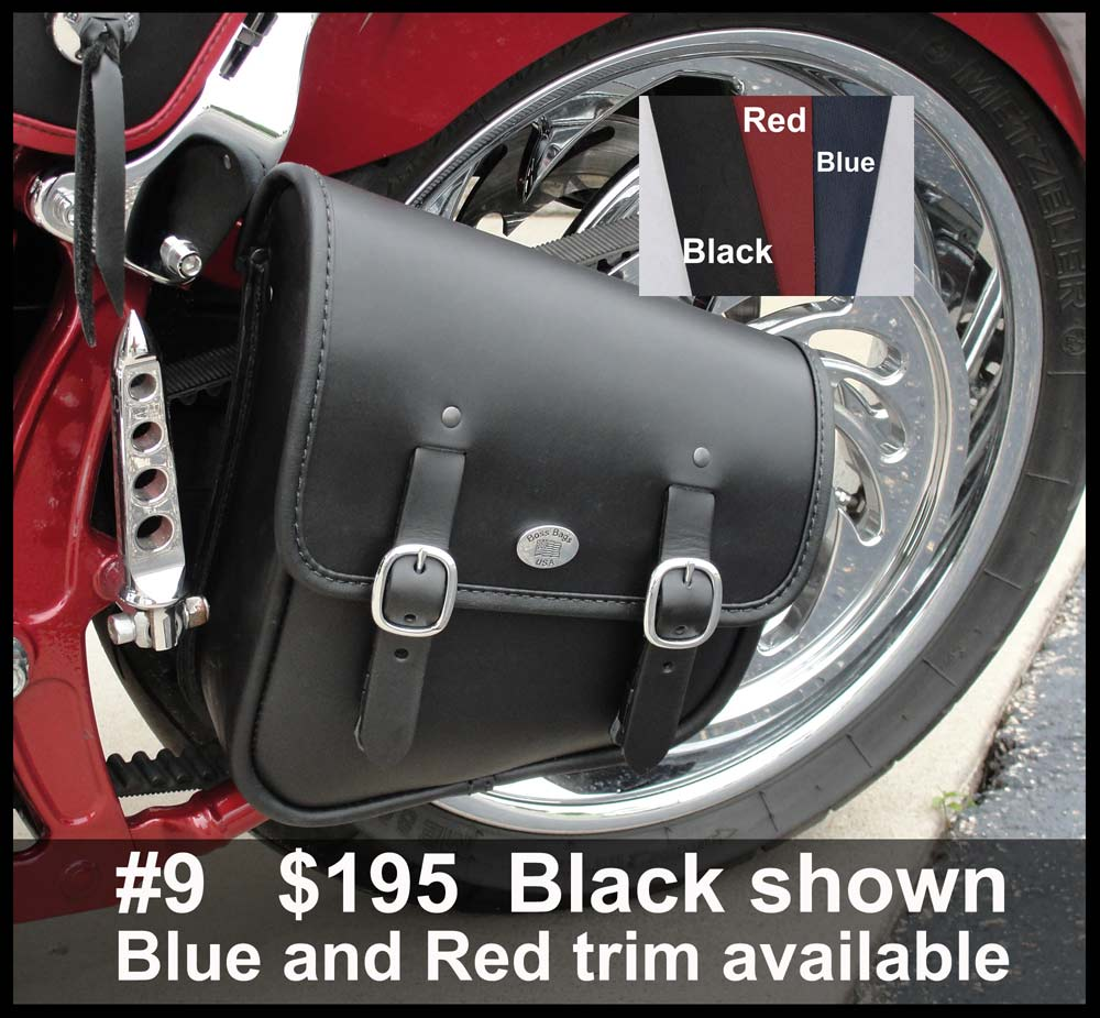 Motorcycle Saddlebags Boss Bags Our Bags 1 888 853 9975